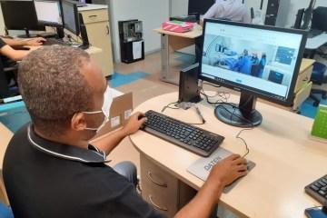HULW renova parque tecnológico com aquisição de novos computadores