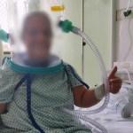 Capacete respiratorio - Unimed JP passa a utilizar equipamento que diminui risco de intubação