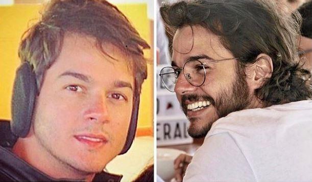 Capturar.JPGp  - Túlio Gadêlha mostra foto sem barba e web comenta: 'Fátima Bernardes passa bem'