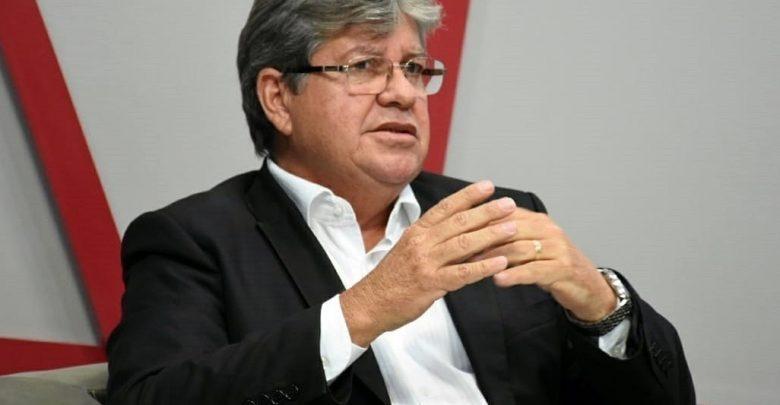 Governador Joao Azevedo 780x405 1 1 - Diretório Nacional do Cidadania parabeniza João Azevedo pela atuação contra a covid na PB