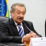 Maranhao1 - HOMENAGEM NO SENADO: Projeto cria Medalha Senador José Maranhão