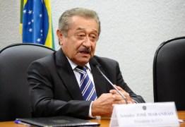 HOMENAGEM NO SENADO: Projeto cria Medalha Senador José Maranhão