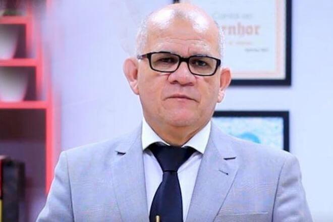 Pastor Daniel Nunes - Intubado com Covid-19, pastor da Assembleia de Deus em CG apresenta melhora