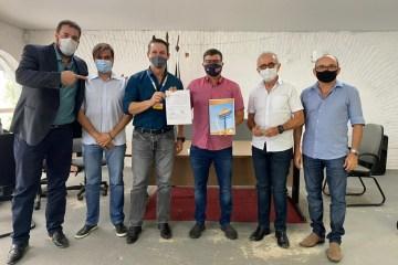 550 VAGAS DE EMPREGO: Prefeito Vitor Hugo anuncia nova loja do Assaí Atacadista em Cabedelo – VEJA VÍDEO