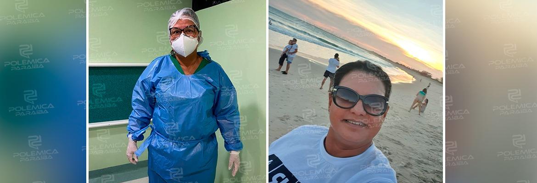 WhatsApp Image 2021 03 05 at 11.26.45 - COMOÇÃO, FÉ E FORÇA: conheça a história da médica paraibana na linha de frente no combate a Covid-19