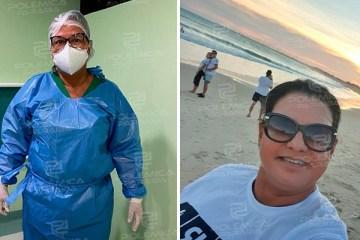 COMOÇÃO, FÉ E FORÇA: conheça a história da médica paraibana na linha de frente no combate a Covid-19