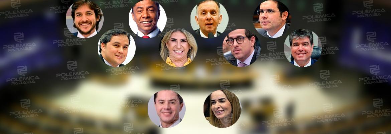 WhatsApp Image 2021 03 16 at 12.03.12 - Bancada federal paraibana elogia escolha de Marcelo Queiroga no Ministério da Saúde - VEJA DECLARAÇÕES