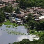 alagamento - Após chuvas, Defesa Civil e Corpo de Bombeiros fazem mapeamento das áreas de risco da Capital