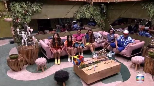 bb - Após suspeita de Covid, Globo faz teste nos participantes do reality