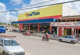 Gerente do supermercado Bemais de João Pessoa, e esposo são presos acusados de desviar R$ 1 milhão da empresa