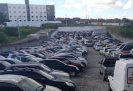 Leilão virtual de carros recolhidos em João Pessoa e Campina Grande, é realizado pela PRF