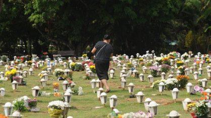 cemiterio 418x235 1 - PREOCUPANTE! Paraíba registra 50 mortes por Covid-19 nas últimas 24h e 21 pacientes esperam por leito de UTI