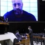 congresso - STF julga na quinta se torna Daniel Silveira réu por ameaças a ministros