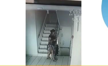 csm fuga mulher gramame 9af5150d56 - Novas imagens mostram fuga de mulher após matar companheira com quase 100 facadas; assista