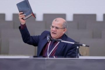 COVID-19: presidente da Assembleia de Deus em CG é extubado e deve receber alta de UTI