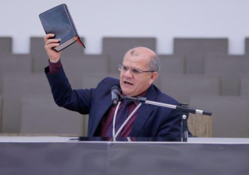 daniel nunes biblia pb - COVID-19: presidente da Assembleia de Deus em CG é extubado e deve receber alta de UTI