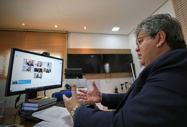 joao - João Azevêdo autoriza implantação de novas políticas públicas em lançamento virtual de ações alusivas ao Dia Internacional da Mulher