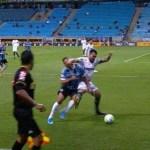 luan expulsao - Palmeiras vence Grêmio por 1x0; zagueiro Luan é expulso e pede desculpas à torcida do Palmeiras