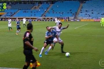 Palmeiras vence Grêmio por 1×0; zagueiro Luan é expulso e pede desculpas à torcida do Palmeiras