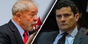 lula e moro 300x152 - STF julga manutenção da parcialidade de Moro e destino de denúncias contra Lula, nesta quinta (22)