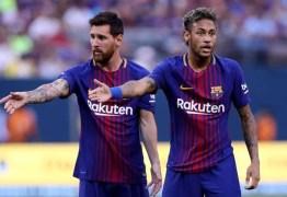 Neymar jogará novamente com Messi, mas no Barcelona, diz agente brasileiro