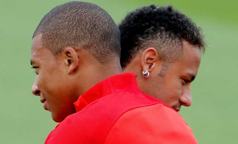 ney 2 - 'Neymar e Mbappé são parisienses e seguirão sendo', diz presidente do PSG