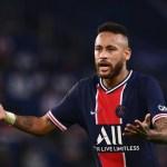 """neymar - Neymar lamenta estar fora da final da Champions: """"Sentimento difícil de escrever"""""""