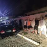 polícia festas - Em menos de 24h, PM encerra duas festas clandestinas com aglomeração em João Pessoa