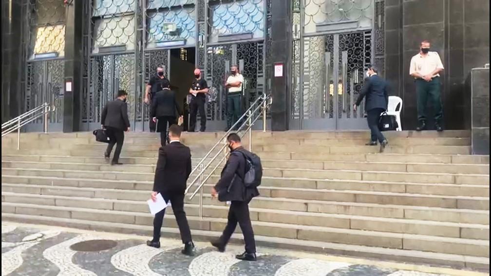 policia trt rj - Operação da PF prende 4 desembargadores do TRT-RJ; ao todo 11 pessoas foram presas