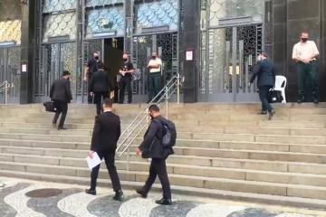 Operação da PF prende 4 desembargadores do TRT-RJ; ao todo 11 pessoas foram presas