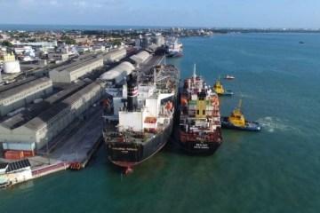 Porto de Cabedelo tem aumento de 29,35% na movimentação de cargas no 1º bimestre de 2021