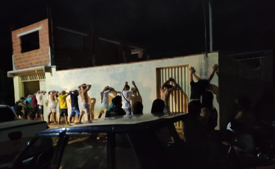 princesa isabel e1616851443644 - Polícia Militar acaba com festa clandestina no Sertão e conduz participantes para a delegacia - VEJA VÍDEO