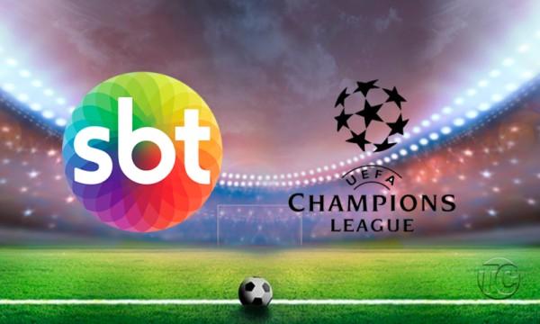 sbt ucl 600x360 1 - SBT superou Rede Globo e irá transmitir a Champions League