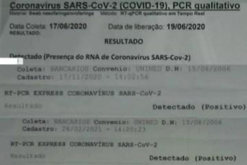 Suspeita de reinfecção é investigada após adolescente testar positivo três vezes para Covid-19, na Paraíba