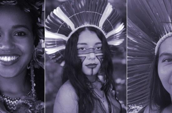Mulheres indígenas se preparam para o Enem: 'Quero obter conhecimento para defender minha aldeia'