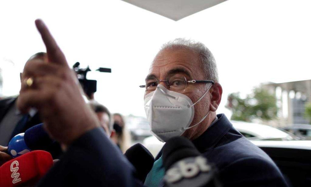 xO cardiologista Marcelo Queiroga e o quarto ministro da saude do governo Bolsonaro.jpg.pagespeed.ic .VvZxZeSX M 1024x615 - 'Política pública é do governo Bolsonaro, não do ministro da Saúde', diz Marcelo Queiroga