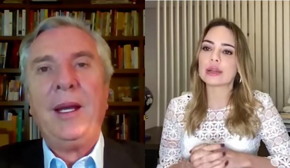 1619378783959880 - 'Interesse velado da CPI é, sem dúvidas, atingir Bolsonaro', diz Collor - VEJA VÍDEO