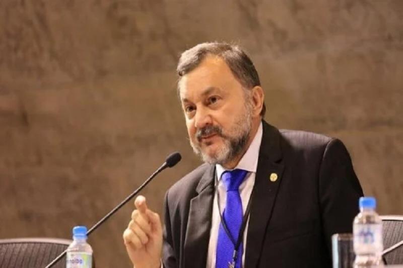 29044230 ministro t - Ministro Walmir Oliveira, do TST, morre em razão da Covid-19