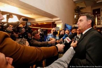 47175693 303 - ZONA VERMELHA! Brasil cai quatro posições em ranking de liberdade de imprensa