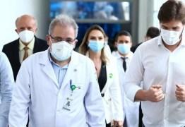 755cbaa006d4055cf9d44b5208c18a1c e1618690782841 - Marcelo Queiroga visita hospitais em CG e diz que mais de 15 milhões de vacinas da Pfizer devem chegar ao Brasil nos próximos meses