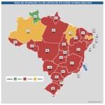 C6E6A1E2 9082 49B5 B1C6 91421293E864 - Paraíba tem segunda menor taxa de ocupação de leitos de UTI Covid do Brasil - VEJA NÚMEROS