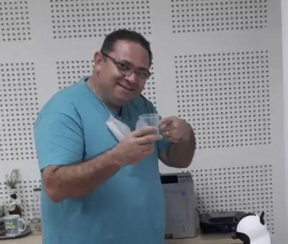 Capturar 13 - Evandro Félix, Integrante do Gaeco morre vítima da Covid-19
