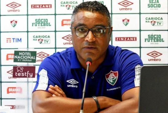 Capturar 37 - Roger aprova Fluminense com três volantes: 'Pode ser uma alternativa contra o River'