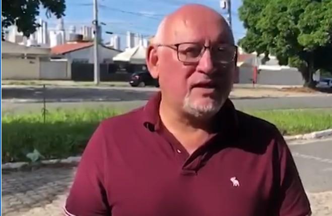 """Capturar 46 - Marcos Henriques questiona atraso na conclusão de obras dos Bancário e região: """"prejuízo à população"""" - VEJA VÍDEO"""