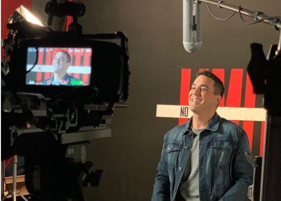 """Capturar.JPGhy  - André Marques mostra bastidores da nova temporada de """"No Limite"""""""
