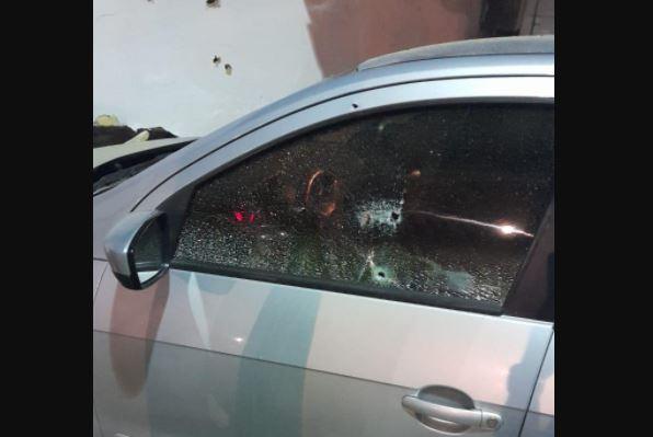 Capturar.JPGolff - Homem é preso ao bater carro durante perseguição policial - VEJA VÍDEO