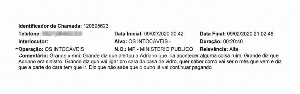 CasaVidro Print3r4 1024x322 - 'O CARA DA CASA DE VIDRO': Grampos sugerem que comparsas do miliciano Adriano da Nóbrega recorreram a Bolsonaro