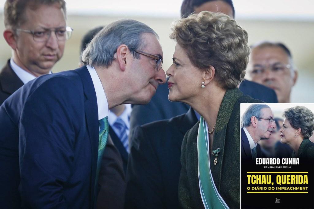 EDUARDO CUNHA DILMA ROUSSEFF 2015 1.jpeg2  1024x683 - As revelações de Eduardo Cunha sobre os bastidores do impeachment de Dilma - Por Gabriel Mascarenhas