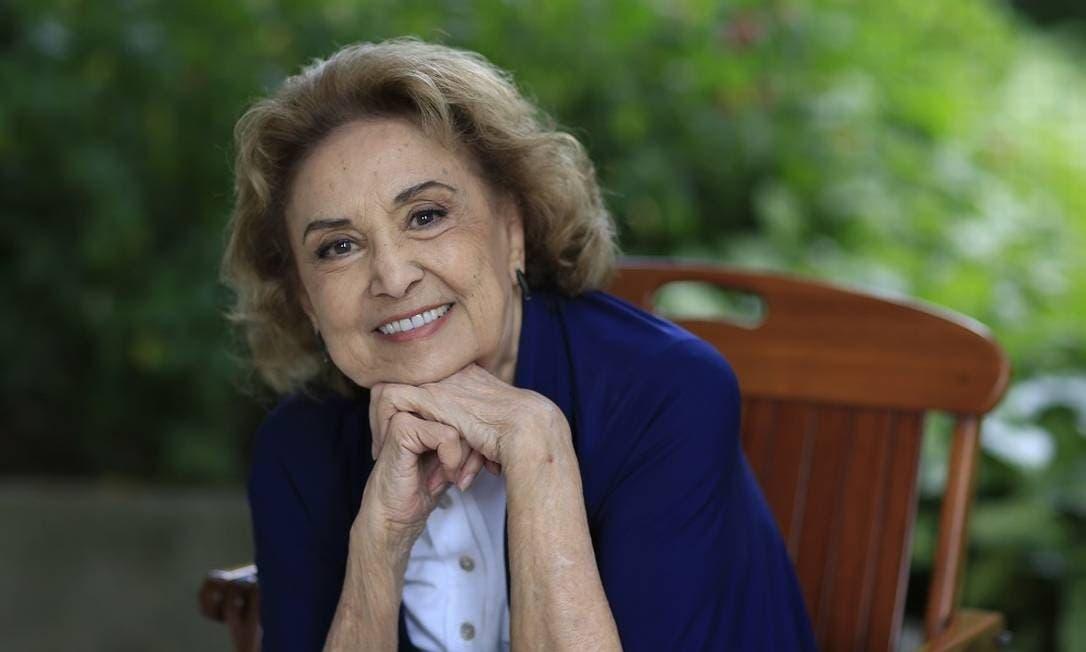 Eva Wilma - Eva Wilma está internada na UTI do Hospital Albert Einstein para tratamento de problemas cardíacos e renais