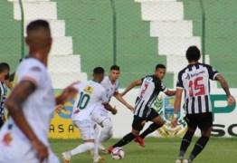 Botafogo-PB vence o Sousa pela primeira rodada do Campeonato Paraibano